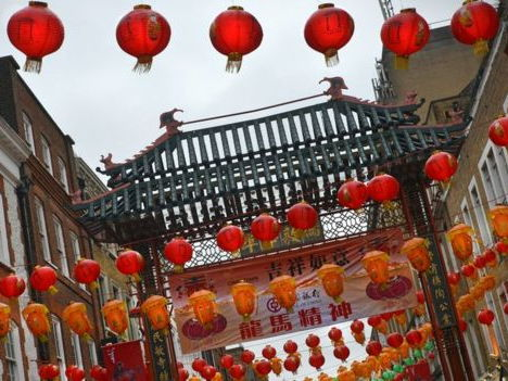 Chinese New Year - reading comprehension
