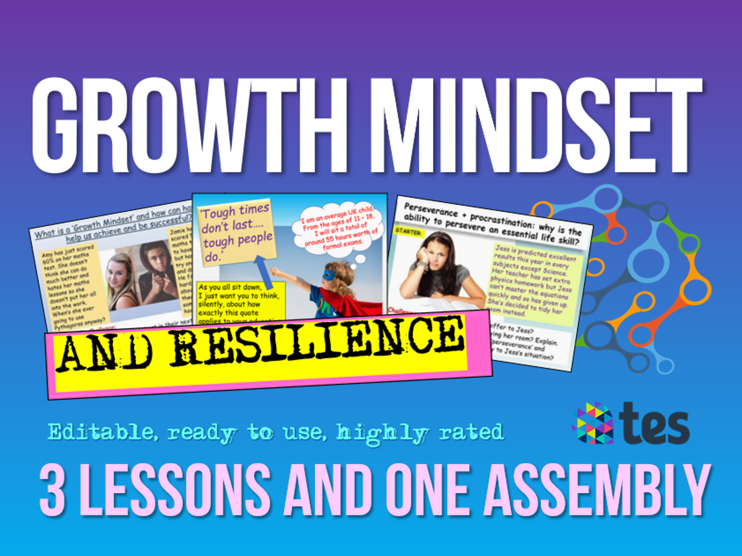 Growth Mindset + Resilience