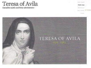 Teresa of Avia   (1515-1582) and the Discalced Carmelites