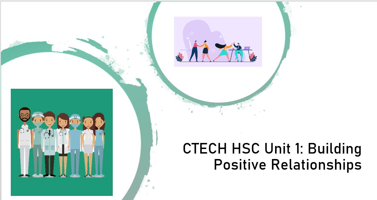 CTECH HSC Level 3 Unit 1 Bundle