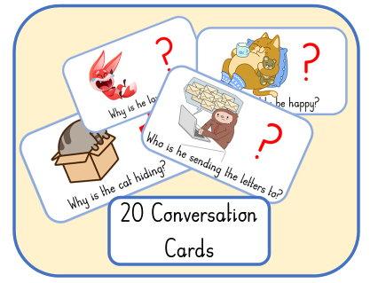 20 Conversation Cards