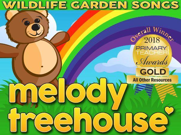 Wildlife Garden Songs (Full Album)