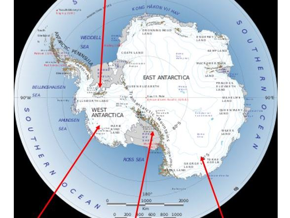 Antarctica - Geography, opportunities and threats