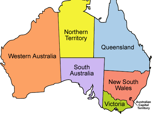 Australia - The Beginnings