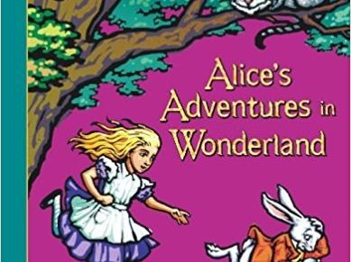 Alice in Wonderland multi sensory story