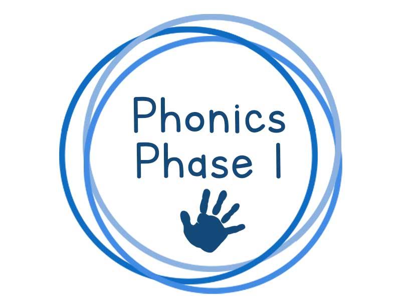 Phonics Phase 1 - Activity ideas and flashcards
