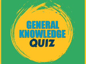 Image result for GENERAL KNOWLEDGE QUIZ