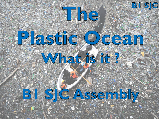 The Plastic Ocean Assembly