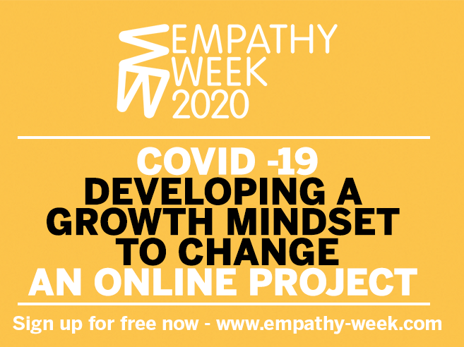Covid-19 - Developing a Growth Mindset To Change (Online Social Action Project)