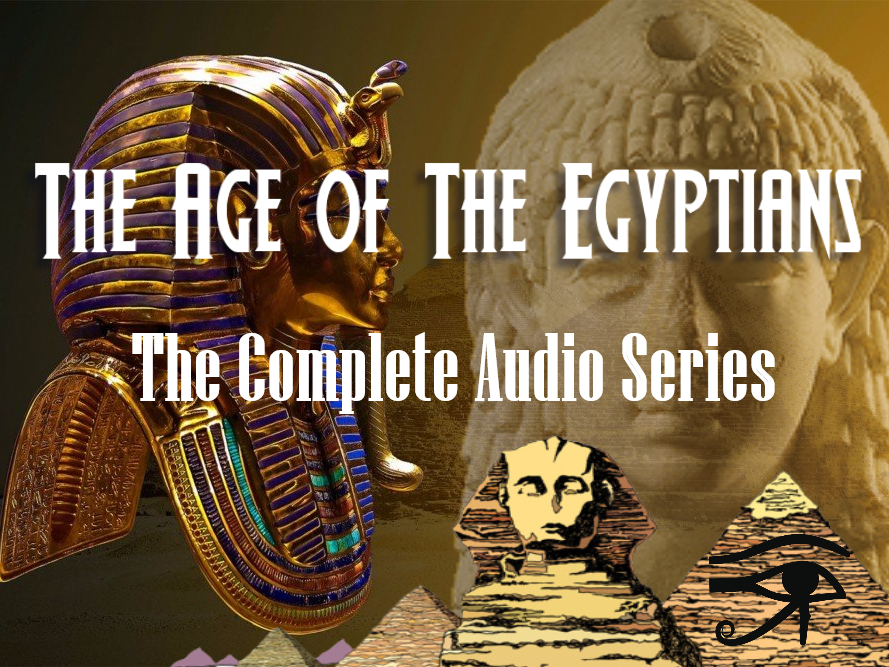 The Ancient Egyptians Complete KS2 Audio Series (50 Resources)