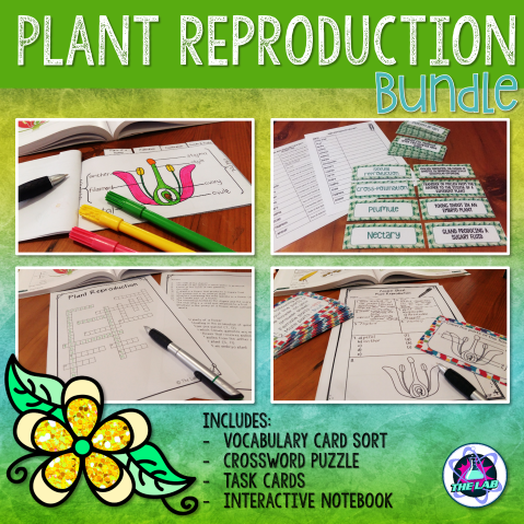 Plant Reproduction Bundle