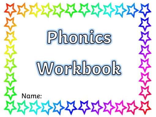 Phonics Revision Workbook