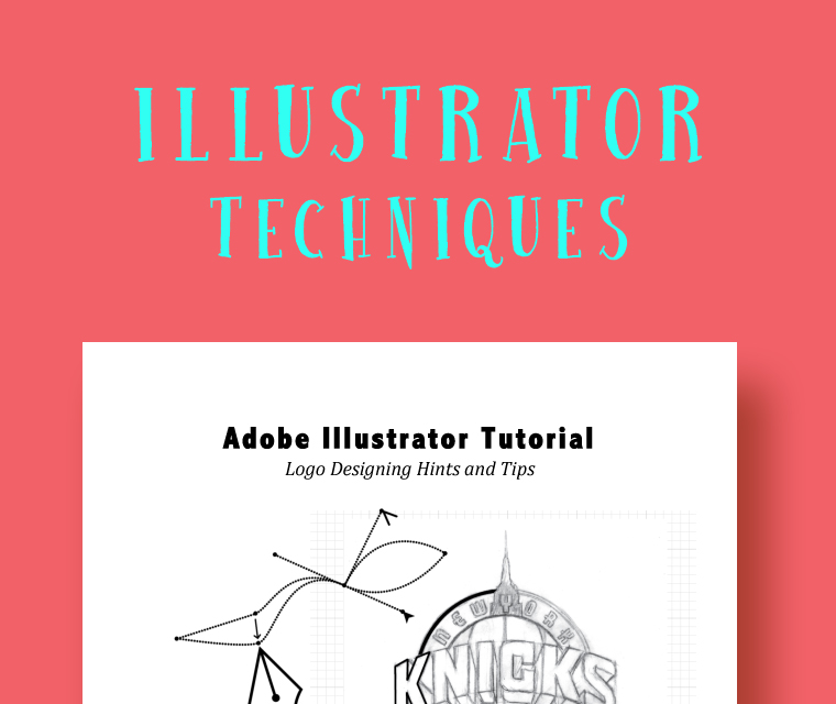 Illustrator Techniques: Logo Design Tips