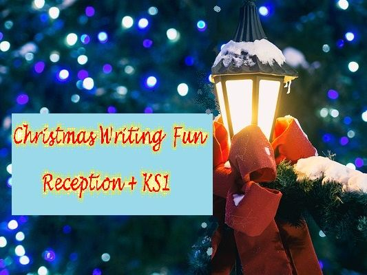Christmas Writing Bundle - KS1