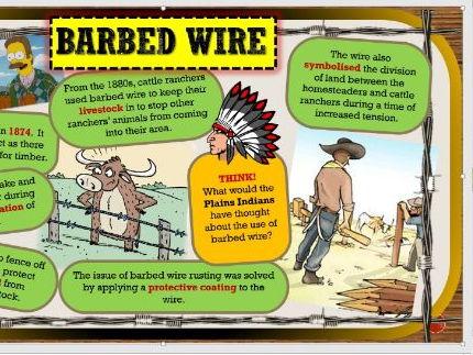 Lesson 18 Edexcel GCSE History (1-9) The American West: Farming improvements 1876-1890s