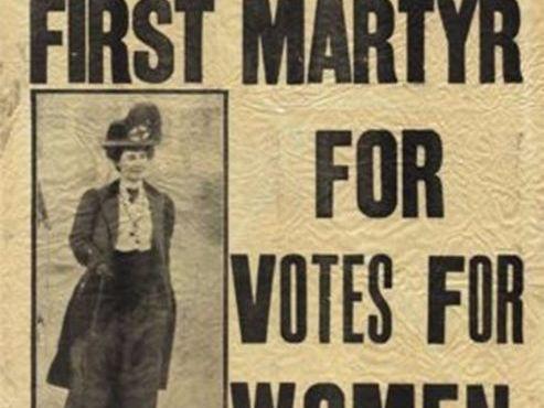 KS3 History Scheme of Work. Votes for Women.