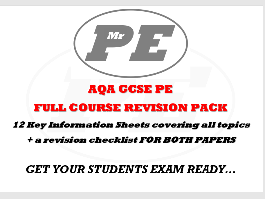 REVISION PACK Full Course