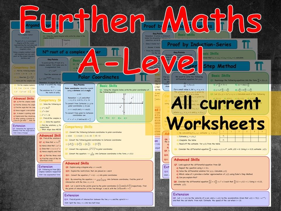 Further maths Bundle