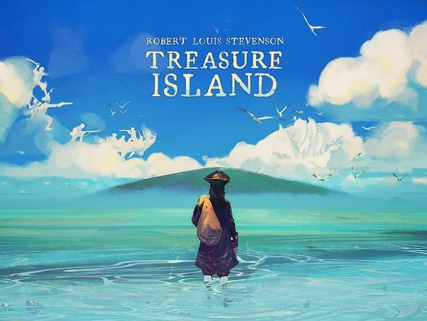 Treasure Island- Booklet