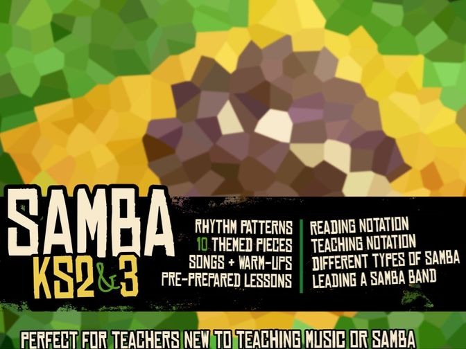 SAMBA | Teaching & Learning [BOOK ONLY]