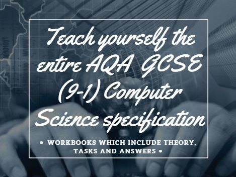 Teach yourself the ENTIRE AQA GCSE Computer Science specification