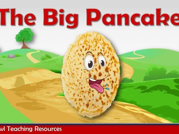 The Big Pancake PowerPoint
