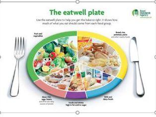PSD - Healthy Eating workbook