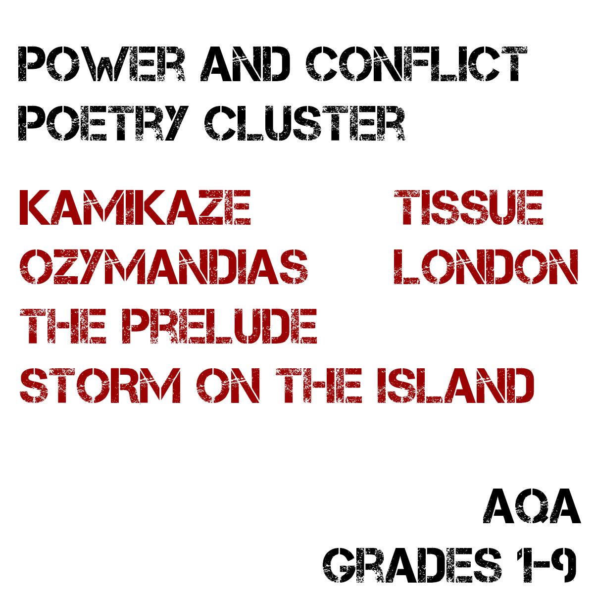 poems similar to ozymandias