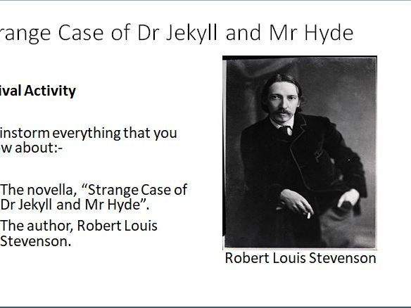 Dr Jekyll and Mr Hyde Abridged Text with Activity Book and Answer Book