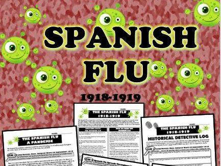 Spanish Flu 1918 to 1919