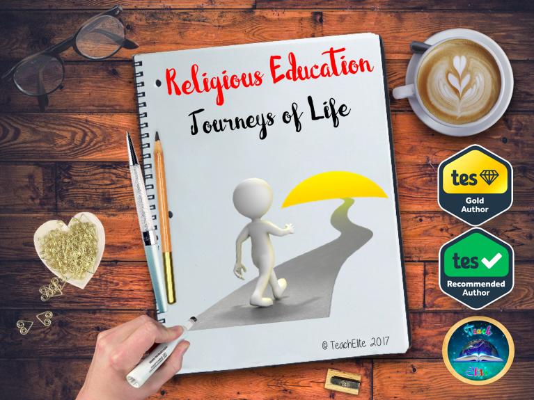 Religious Education (RE)  - Journeys