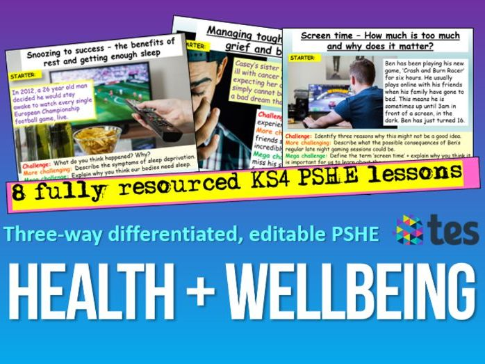 Health + Wellbeing