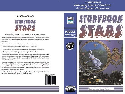 Pacemaker: Storybook Stars - For Middle Primary