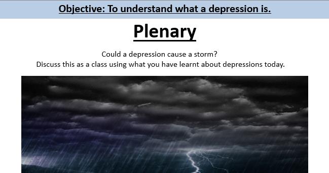 Depression Lesson
