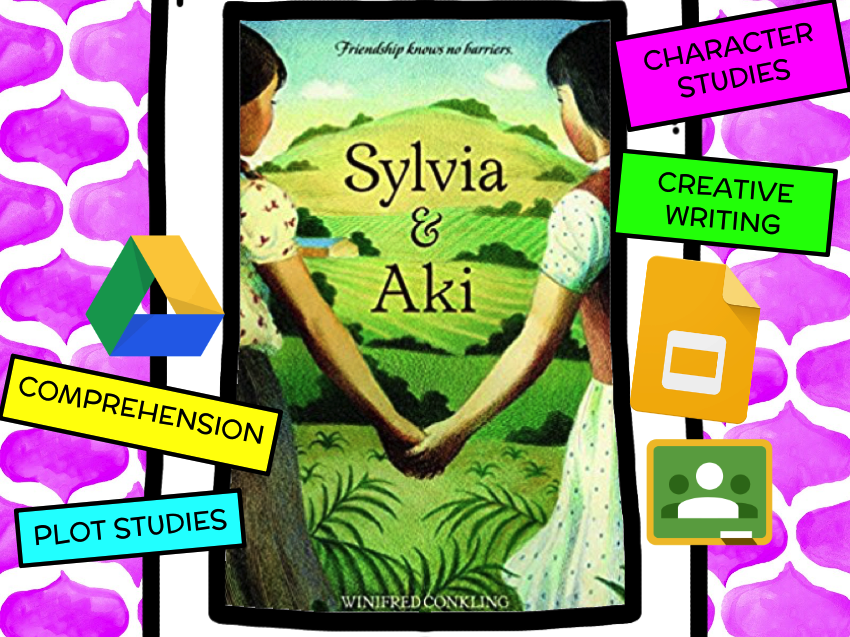 Sylvia & Aki Novel Study