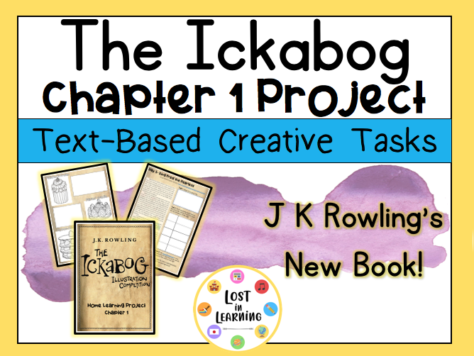 The Ickabog: Chapter 1 Project