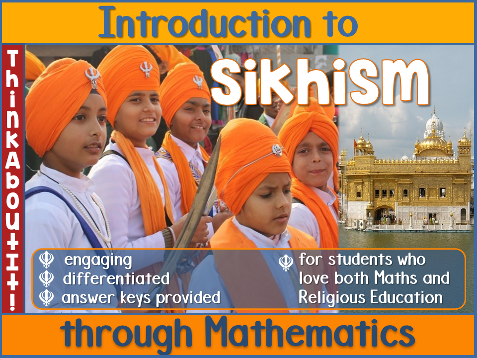Sikhism Activity Pack