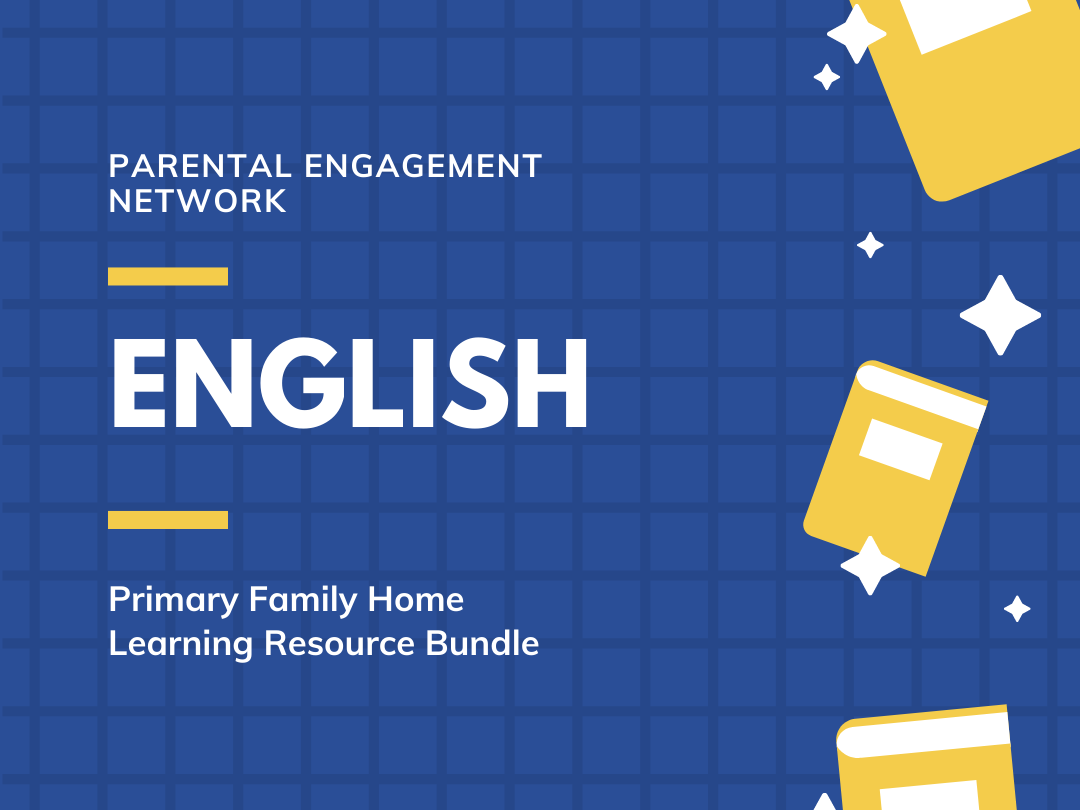 English Primary Family Home Learning Bundle