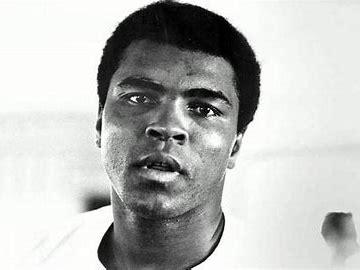 Muhammed Ali and USA Civil Rights.