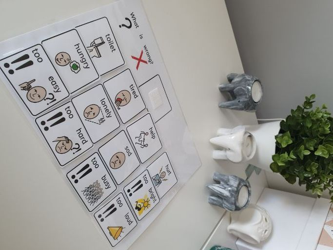 Identifying causes of behaviour visual