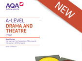 AQA A level Drama: invented written exam Drama paper component 1 - Antigone, Yerma and LTP questions