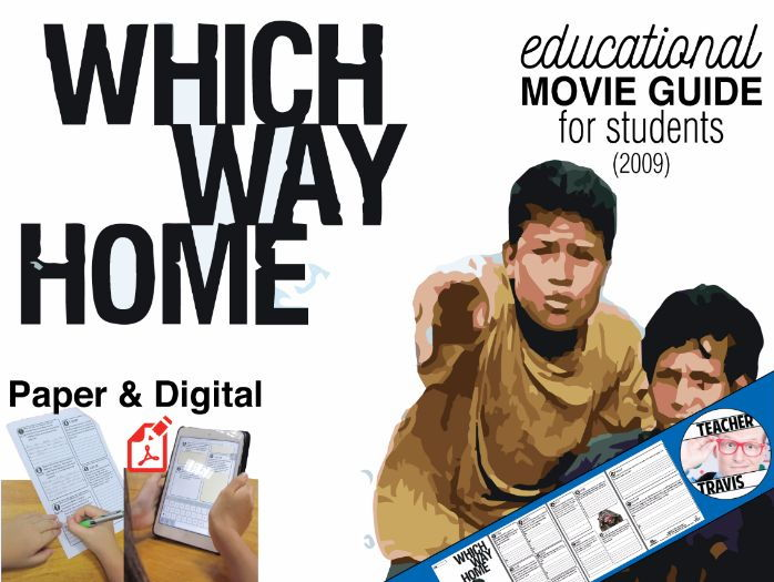 Which Way Home Movie Viewing Guide (2009 Documentary)