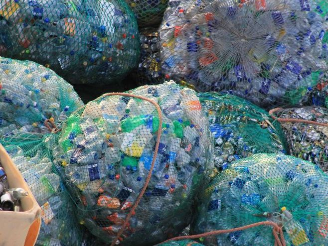 Mismanagement of Plastic Waste
