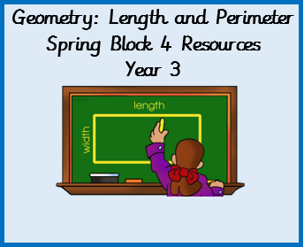 Length and Perimeter, Spring Block 4 resources, Year 3