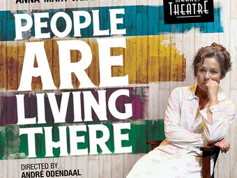 """People Are Living There"" Study Guide - Athol Fugard"