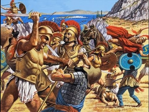 Year 5 Ancient Greeks: The Battle of Marathon