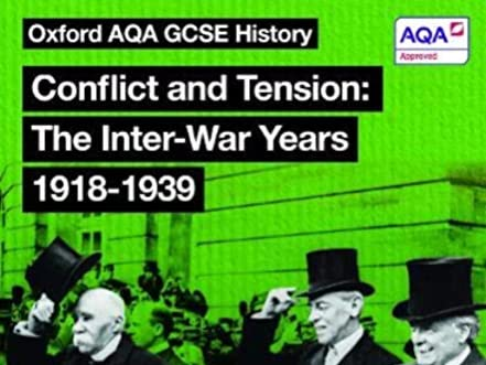 Complete AQA Conflict & Tension, 1918-1939 SOW