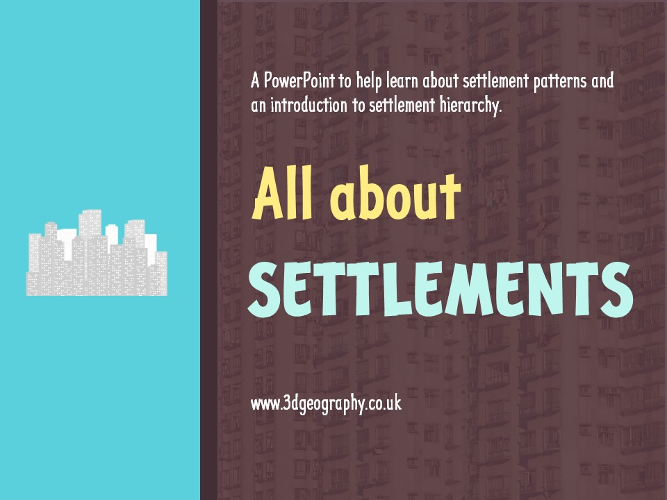 Settlement patterns (complete lesson)