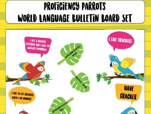 World Language Proficiency Parrots