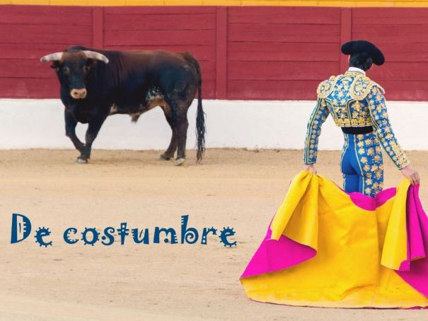 GCSE Spanish Booklet - 6 De costumbre (Found)